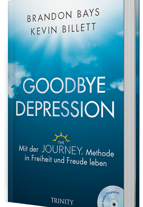 """Read for you! """"GOODBYE DEPRESSION"""" by Brandon Bays and Kevin Billett"""