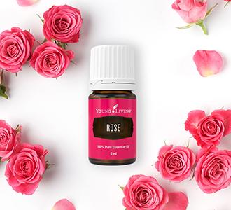 Das Herz heilen mit Rosenöl