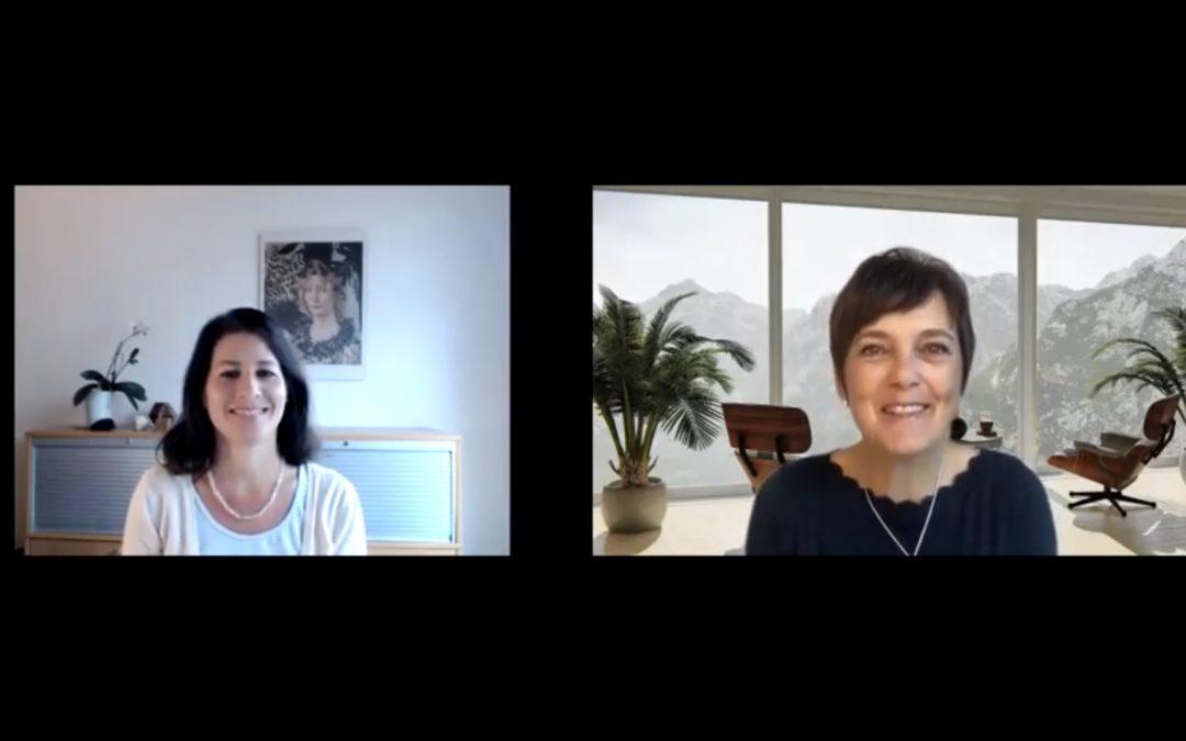 ErdenEngel und Hochsensibilität – Silvia Lauber im Gespräch mit Sara Romei